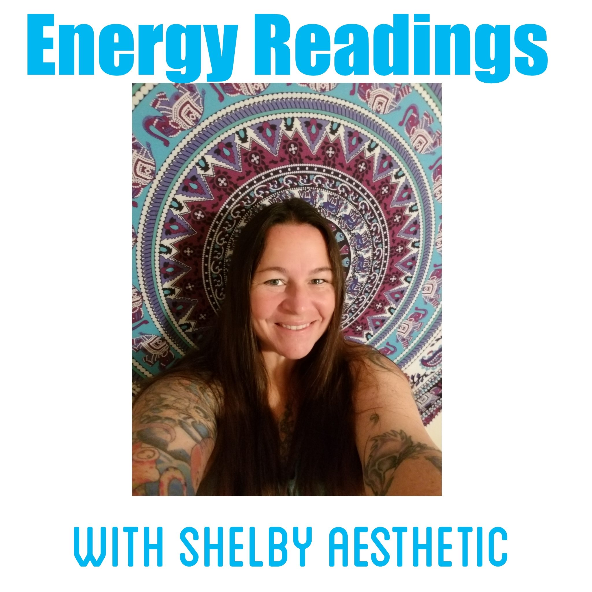 Energy Readings With Shelby Aesthetic